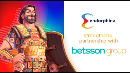 LatAm launch for Endorphia courtesy of expanded partnership with Betsson Group