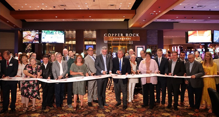 """Pokagon Band of Potawatomi Indians' Four Winds South Bend casino upgrade to Class III Gaming """"truly historic"""""""