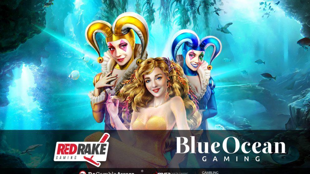 Red Rake Gaming joins ever-growing BlueOcean gaming's GameHub portfolio