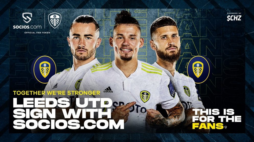 Leeds United to Launch $LUFC Fan Token on Socios.com