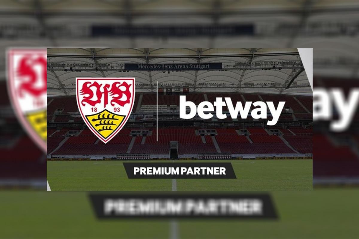 Betway Becomes Premium Partner of VfB Stuttgart