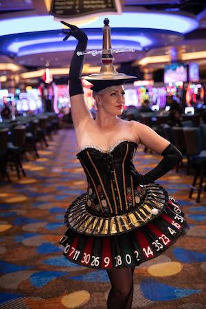 TCS John Huxley supplies Arizona casino