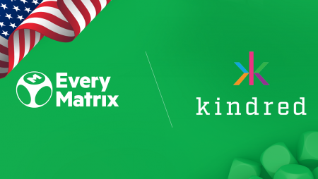 EveryMatrix and Kindred sign games distribution agreement for the U.S.