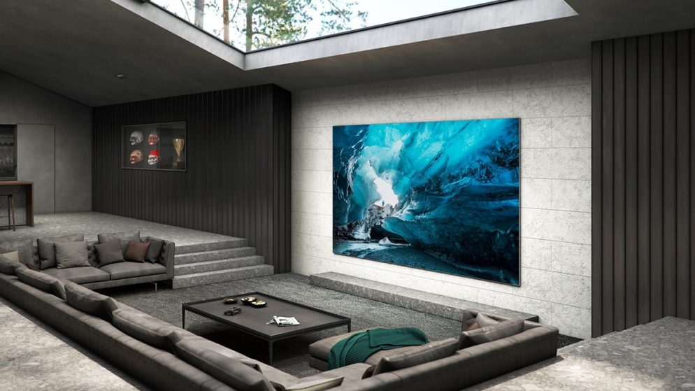 Gaming time spent on UK Samsung TVs is still 15% higher than pre-pandemic levels, new report suggests