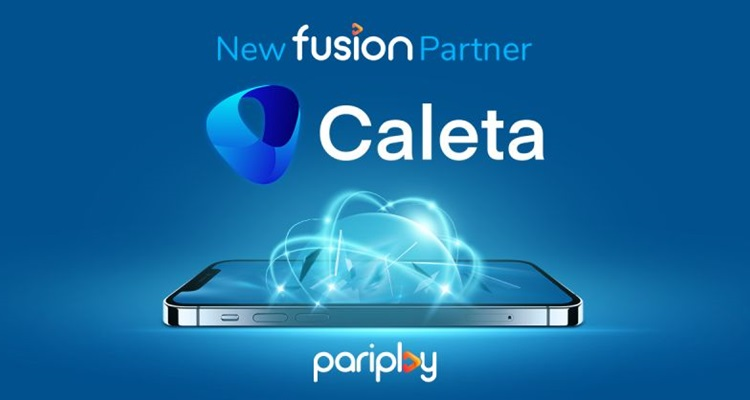 Pariplay significantly increases LatAm offering; adds Caleta Gaming content to Fusion platform