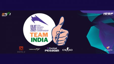 India's national champions to participate in the Regional Qualifiers at the Esports World Championship 2021
