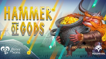 Yggdrasil's GATI powers Peter & Sons new Norse-themed online slot: Hammer of Gods
