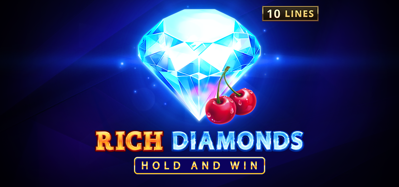 Playson shines bright with Rich Diamonds: Hold and Win