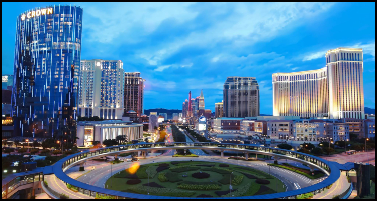 Coronavirus setback for Macau's 'Golden Week' optimism