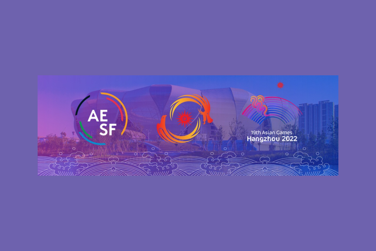 Olympic Council of Asia announced the titles of esports as an official medal sport at the 19th Asian Games in Hangzhou, China