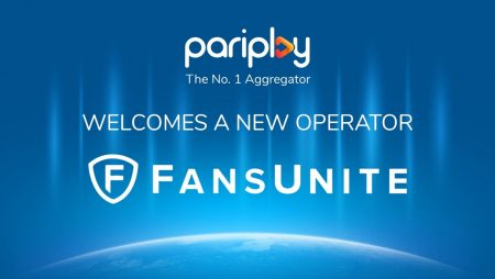 Pariplay joins forces with FansUnite