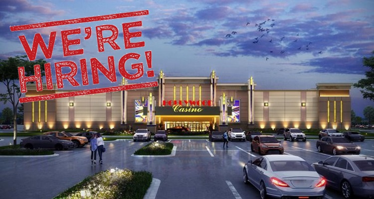 Penn National Gaming HIRING SPREE for soon-to-be-opened Hollywood Casino Morgantown