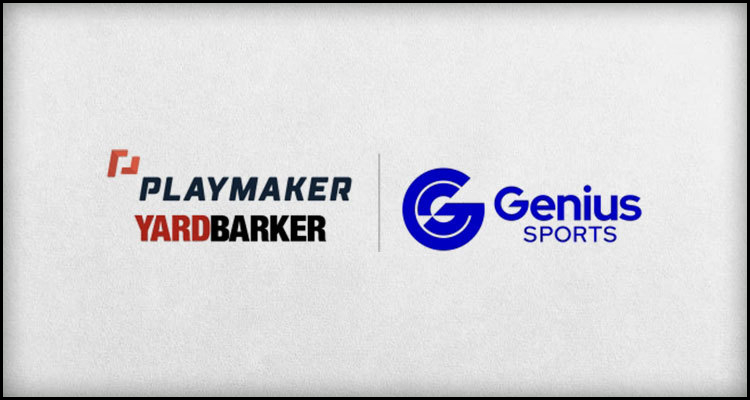Playmaker Capital Incorporated inks Genius Sports Group Limited alliance