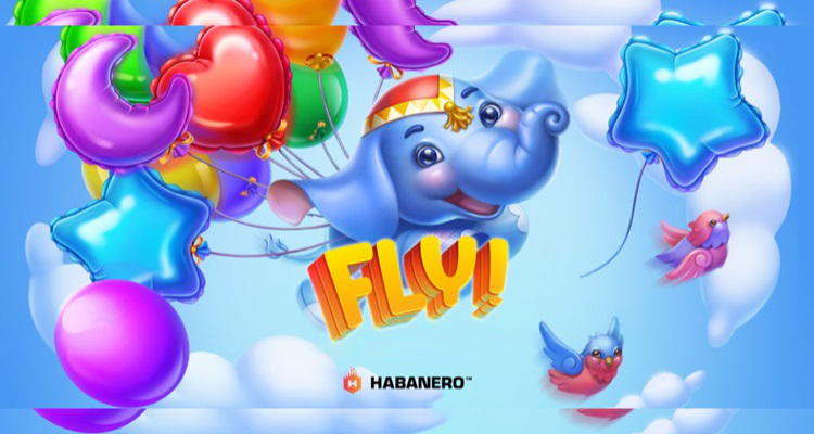 Habanero's new online slot hit Fly! brings the big top to town