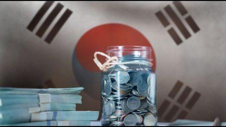 Coronavirus consequences for South Korean casino tax revenues