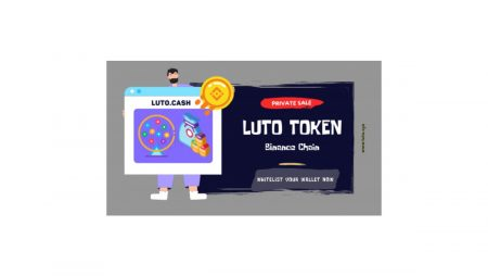 Luto Cash To Launch It's Gaming Platform, Launches Private Sale for $LUTO Token, Gets Backing from Tokenoy