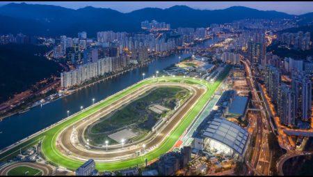 The Hong Kong Jockey Club posts impressive annual performance