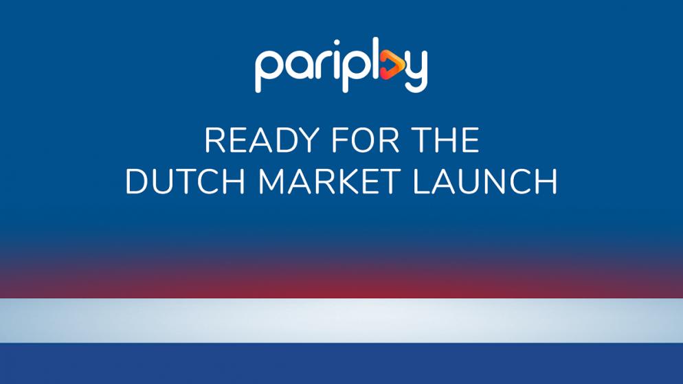 Pariplay prepares for decisive move into Netherlands