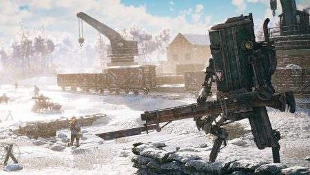 """KING Art Games Are happy to announce the """"Iron Harvest Complete Edition"""" for PlayStation 5 and Xbox Series S/X"""