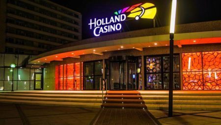Holland Casino Expects Gains in H2 2021
