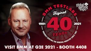 BMM celebrates 40 years in gaming