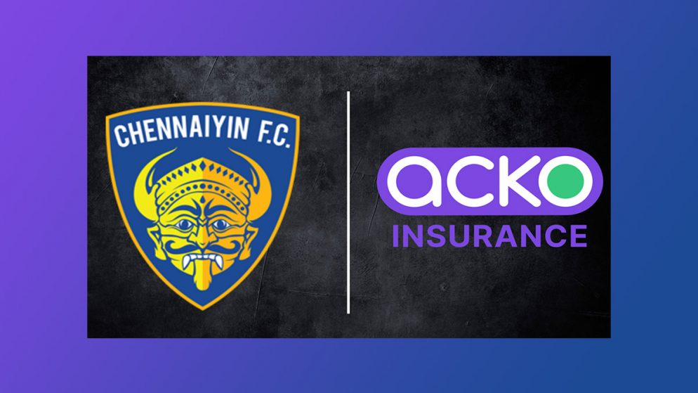 ACKO General Insurance Extends Partnership with Chennaiyin FC