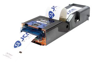 JCM installs printers at del Lago Casino
