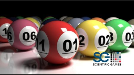 Optimistic lottery forecast from Scientific Games Corporation