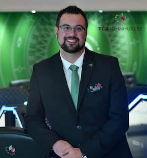 TCS' Nel honoured in Leaders of Gaming 40 under 40
