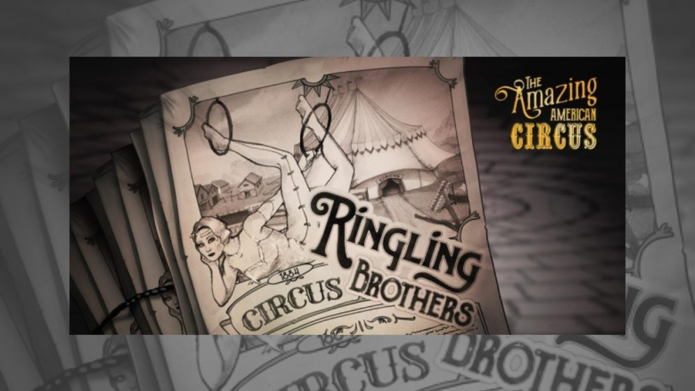 The Amazing American Circus – Step into the Ring on September 16th!