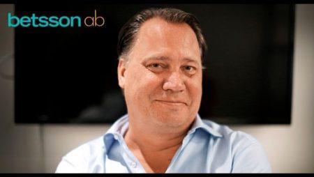 Patrick Svensk Resigns as Chairman of Betsson