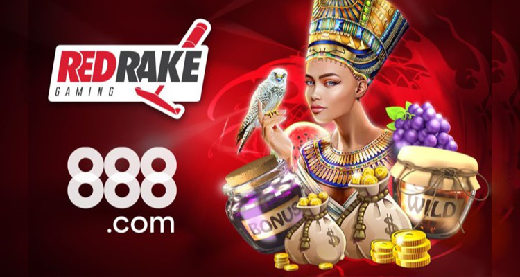 Red Rake takes iGaming content suite live with 888ladies in new tie-up