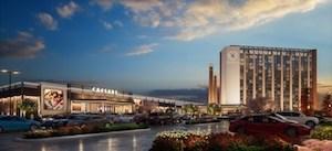 Images of new casino resort released