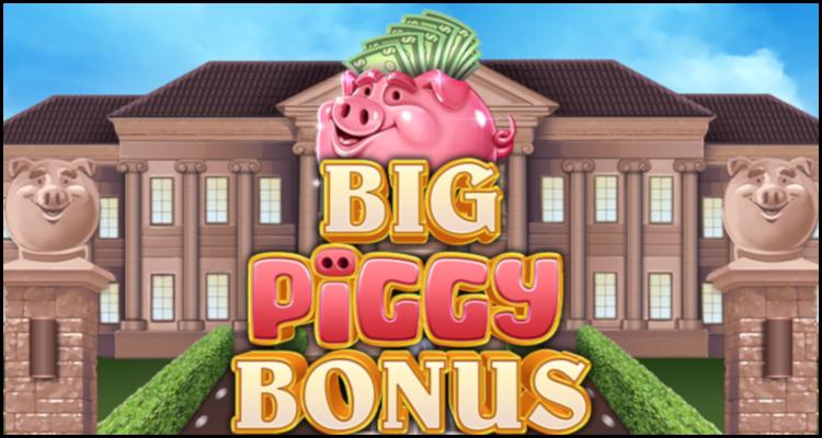 Inspired Entertainment Incorporated debuts new Big Piggy Bonus video slot