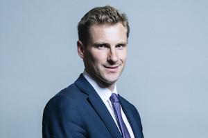Chris Philp new UK gambling chief