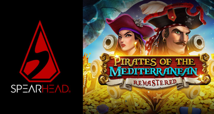Spearhead Studios releases new updated online slot game Pirates of the Mediterranean Remastered