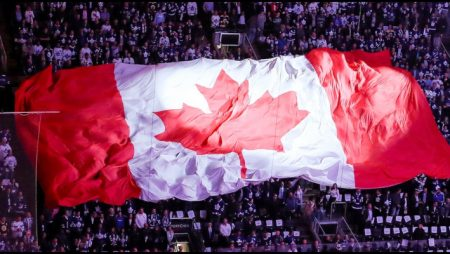 Ontario records booming start to single-game sportsbetting