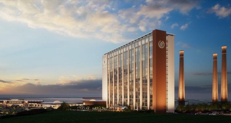 Caesars' unveils architectural design of $500m Danville, Virginia resort casino