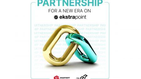 Vita Media Group announces partnership with SmartSoft Gaming to start a new era on Ekstrapoint