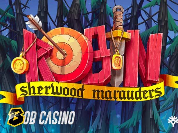 Robin Sherwood Marauders Slot Review (Yggdrasil)