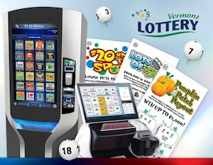 SG wins 10-year Vermont lottery contract