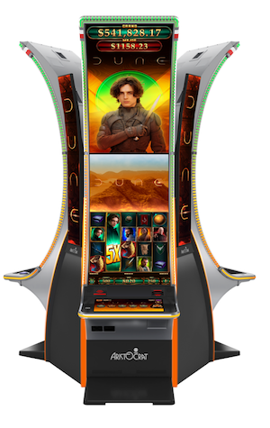 Aristocrat slot release to coincide with film
