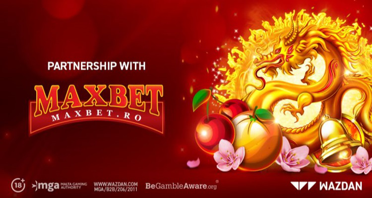 Wazdan online slots deal with MaxBet further expands Romania reach