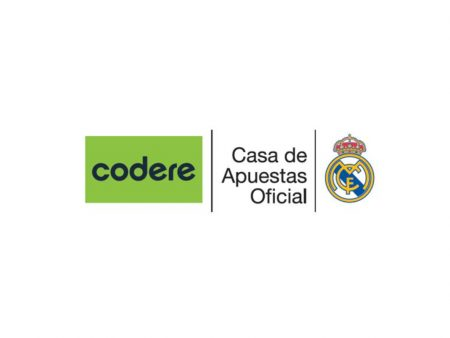 Codere to Become Real Madrid's Official Bookmaker For Five Seasons