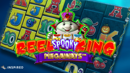 INSPIRED LAUNCHES REEL SPOOKY KING MEGAWAYS, A HALLOWEEN-THEMED ONLINE & MOBILE SLOT GAME
