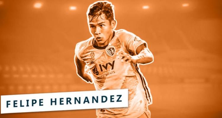 Sporting Kansas City midfielder suspended for MLS betting