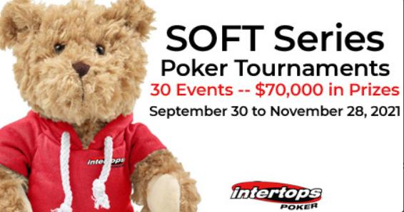 Intertops Poker fall SOFT Series online poker tournaments begin today