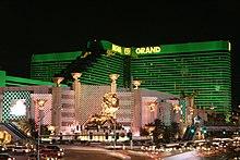 MGM Resorts 'will buy BetMGM'