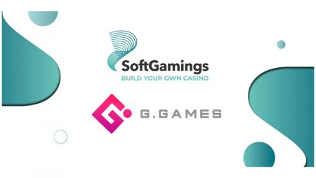 SoftGamings signs partnership deal with G.Games