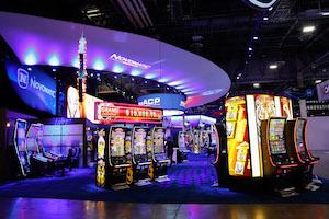 Novomatic enthusiastic about G2E Vegas